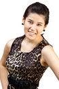 Free Smiling Asian Girl. Royalty Free Stock Photos - 14532678