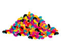 Free Pile Of Assorted Jellybeans Royalty Free Stock Images - 14533039