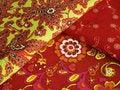 Free Textile Design Royalty Free Stock Photos - 14535458