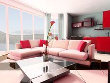 Free Apartment Studio Stock Image - 14530071