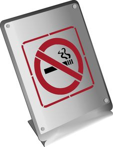 Free No Smoking Royalty Free Stock Photography - 14530267