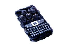 Free Berry Phone Royalty Free Stock Image - 14530946