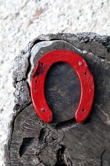 Free Horseshoe Royalty Free Stock Photography - 14530977