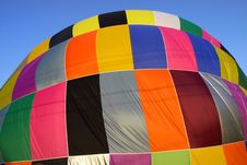 Free Hot Air Balloon Background Royalty Free Stock Image - 14531456