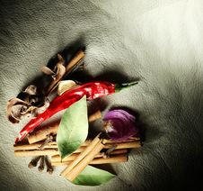 Free Dried Spices Stock Images - 14531844