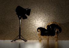 Free Interior Of Room Stock Photos - 14532653