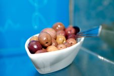 Olives Royalty Free Stock Photos