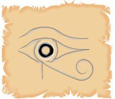 Free Horus Eye Stock Image - 14534081