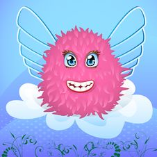 Free Pretty Monster Stock Photography - 14535322