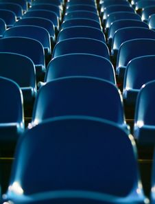 Free Seats Available Royalty Free Stock Photos - 14535538