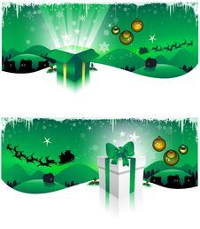 Free Christmas Background Stock Images - 14535784