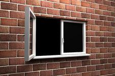 Free Opened Window Stock Photos - 14536953