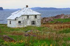 Abandoned Older House