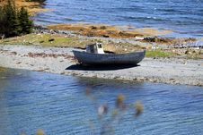 Free Shipwreck Royalty Free Stock Photo - 14537315