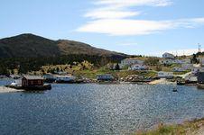 Free Rural Fishing Village Stock Images - 14537334