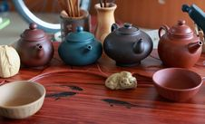 Free Chinese Teahouse Royalty Free Stock Images - 14537429