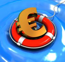 Euro Rescue Stock Photos