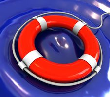 Rescue Circle Stock Images