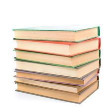 Free Stack Of Books Royalty Free Stock Photo - 14538695
