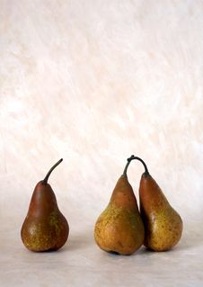 Free Red Pears Royalty Free Stock Images - 14539809