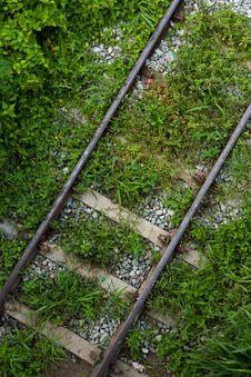 Free Railroad Royalty Free Stock Photo - 14539915