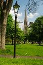 Free Lamp And Steeple, Bristol, England Stock Photos - 14547793