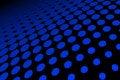 Free Blue Dot Pattern Stock Photo - 14548560