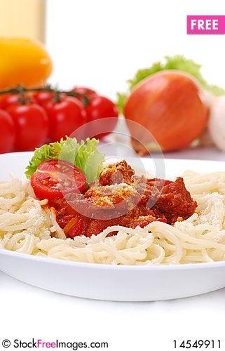 Free Spaghetti Stock Image - 14549911
