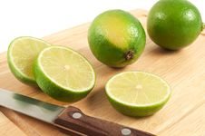Free Limes Stock Photography - 14540012