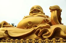 Free Maitreya Buddha Royalty Free Stock Photo - 14540215