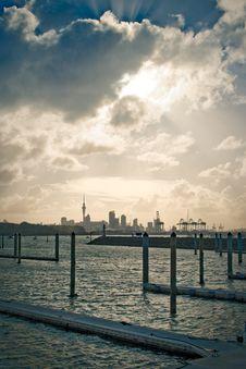 City Docks Stock Photos