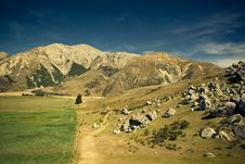 Free Arthur Pass, South Pass, New Zealand Stock Images - 14544434
