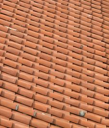 Free Roof Stock Photography - 14544502