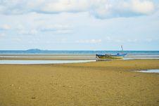 Free Thai Boat. Stock Photo - 14544950
