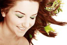 Free Beautiful Woman Royalty Free Stock Photos - 14545278