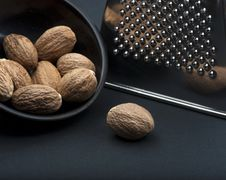 Free Nutmegs Stock Photo - 14545500