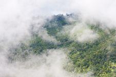 Free Cloud On Mountain Stock Image - 14545501