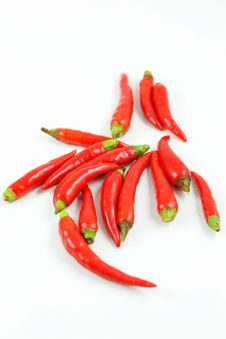 Free Many Fresh Red Pepper Stock Image - 14546041
