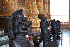 Singha In Thailand S Grand Palace Stock Images