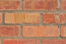Free Red Brick Wall Royalty Free Stock Images - 14546539