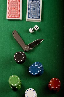 Free Poker Stock Images - 14546554