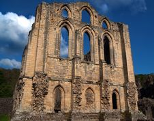 Free HDR Ruined Abbey Royalty Free Stock Photography - 14546597
