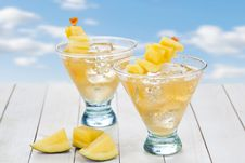 Free Cold Beverages Royalty Free Stock Images - 14546739
