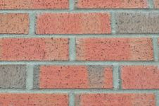 Free Red Brick Wall Stock Photo - 14546810