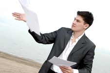 Free Farewell Documents Stock Photography - 14548022