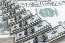 Free Dollars Stock Photography - 14548282