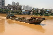 Free China Boat Royalty Free Stock Photography - 14548297