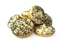 Free Cookies With Poppy Seeds Stock Photos - 14548673
