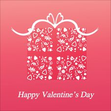 Free Valentine S Day Gift Stock Images - 14548924