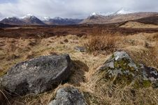 Free Rannoch Moore - Scotland Royalty Free Stock Images - 14549369